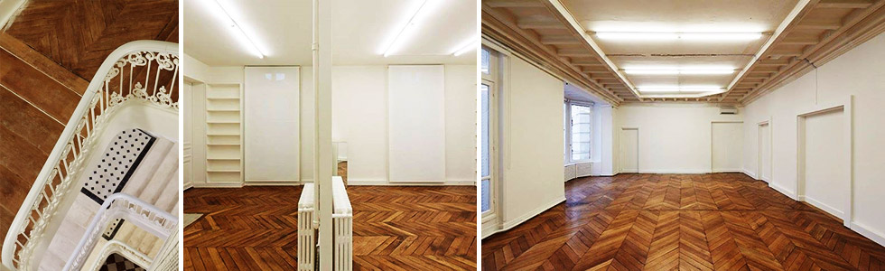 News Restoration Wooden Floor Givenchy Offices And Showrooms Paris
